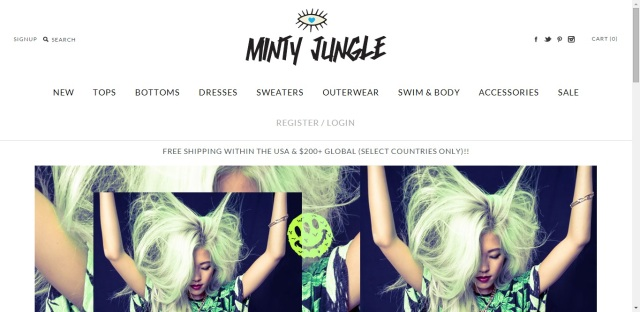 Minty Jungle