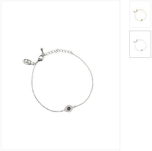 Swarovski Eye Bracelet